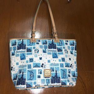 NWT Dooney & Bourke Disneyland 60th Diamond Bag