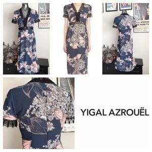 Yigal Azrouel Dresses & Skirts - Yigal Azrouël Blooming Stargazer w/ Lace Detail