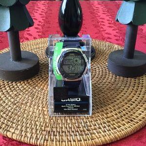 Casio Other - ❗Price Drop❗Casio World Time Water Resist Watch