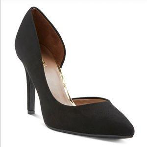 Lainee d'Orsay black pumps