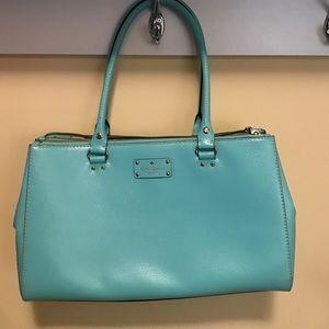 Mint Kate Spade Wellesley Martine Handbag