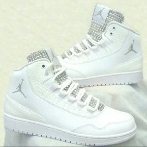 Jordan Shoes - Bling Nike Jordan executive BG 3704848ec2