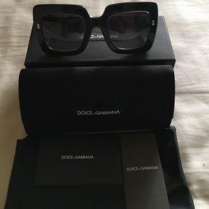 Dolce & Gabbana Accessories - 100% Authentic Dolce & Gabbana Sunglasses