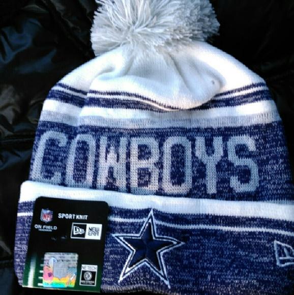 Cowboys beanie New era exclusive lids. M 585ad7682ba50ab8bd00fa7f d79c207286a