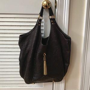 monika chiang Handbags - Chocolate Brown Hobo