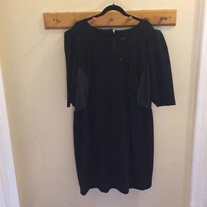 Carmakoma Dresses & Skirts - Carmakoma Structured Black Dress