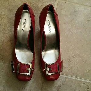 Motivi Shoes - Classy deep Red Motivi Pumps