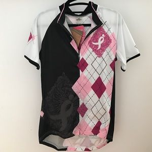 Tops - Breast Cancer Race Shirt