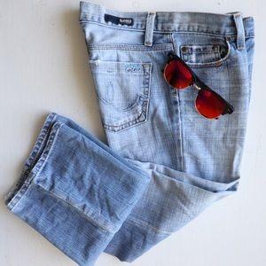 Sacred Blue Jeans 