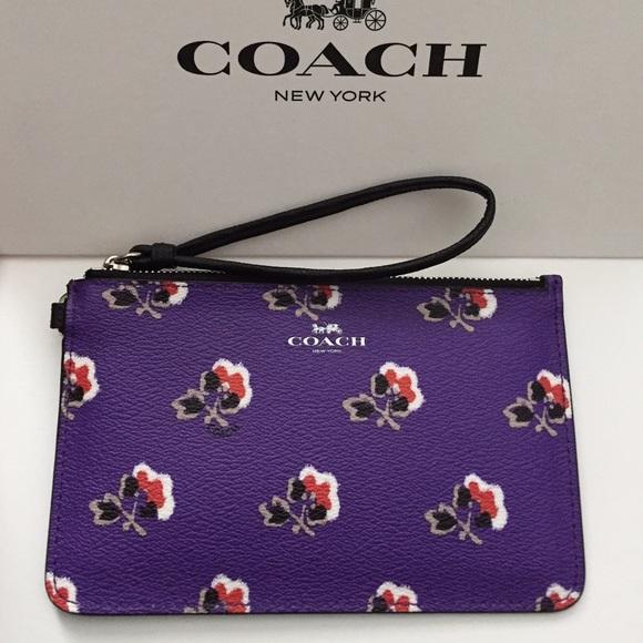 Coach Handbags - Coach Wristlet! NWT