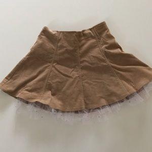 Blumarine Other - Baby weld cord skirt