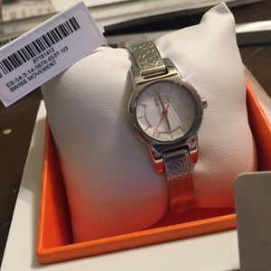 ESQ by Movado Nova Stainless Steel Bracelet Watch