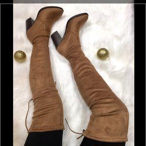 螺Last pair 螺❄️Tan knee high boots ❄️