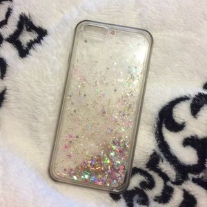 ban.do Accessories - Ban.do iPhone 6 fallen glitter clear case