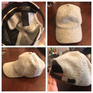 rag   bone Accessories - Rag   Bone Marilyn Baseball Cap a5c4ef58fb1