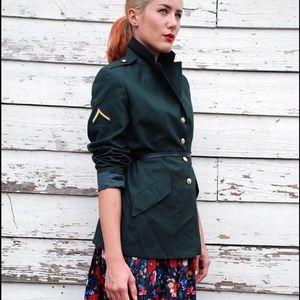 Retro Chic Jackets & Blazers - RETRO Utilitarian Jacket