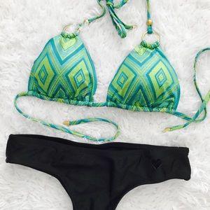 Vitamin A Triangle Bikini Top