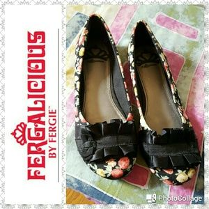 Fergalicious Shoes - Fergaliciois