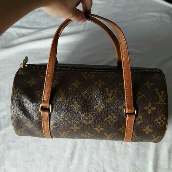 Louis Vuitton Handbags - Louis Vuitton vintage papillon 986b7ed741648