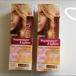 loreal Other - (2)Loreal Summer Lights Hair Lightening Gelee