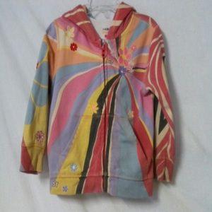 Lucky Brand Other - Lucky brand girls size 3 years sweatshirt