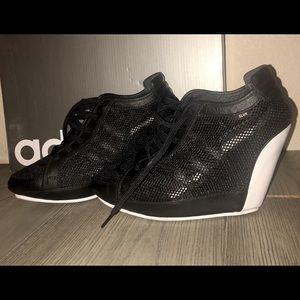09f8f1578f Adidas SLVR Shoes - Adidas SLVR Clima Wedge