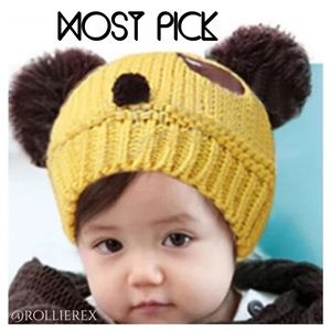 Other - Panda Baby Hat