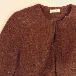 Amanda Smith Jackets & Blazers - Amanda Smith Tweed Boucle Jacket