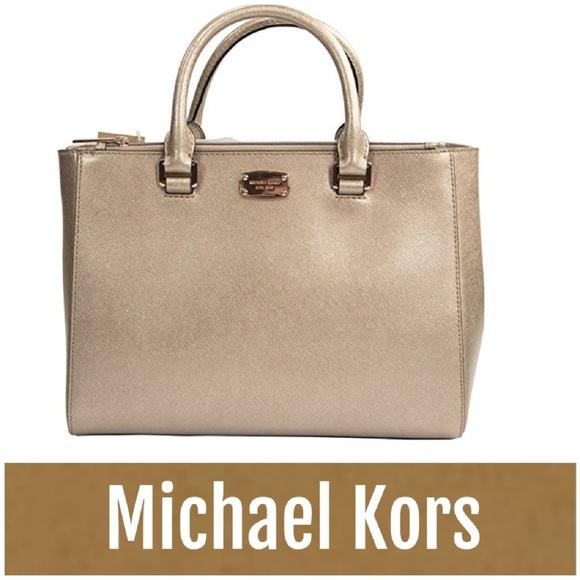 54% off Michael Kors Handbags - SALE! NWT Michael Kors Kellen ...