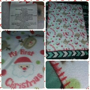 Other - My 1st Christmas Blanket