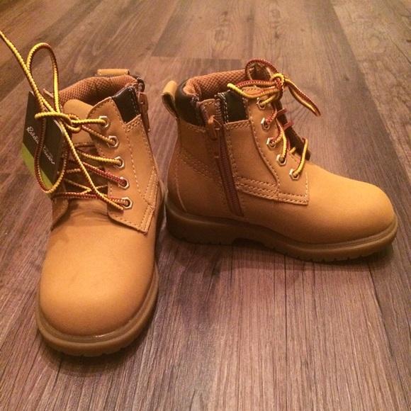 Eddie Bauer Toddler Boys Boots Size 9