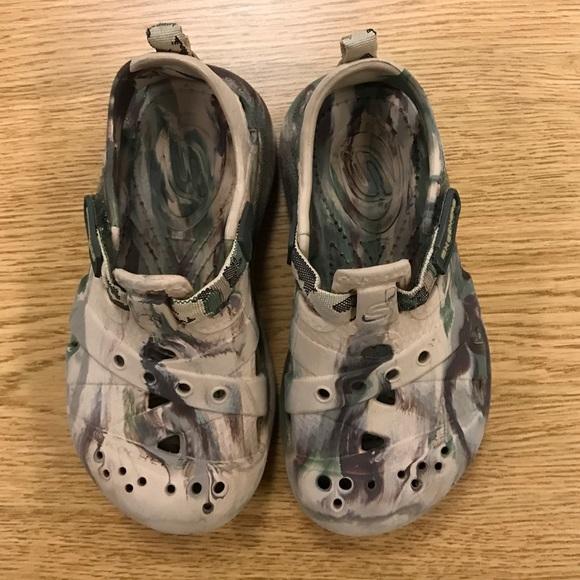 Sale Skechers Crocs Style Shoes In