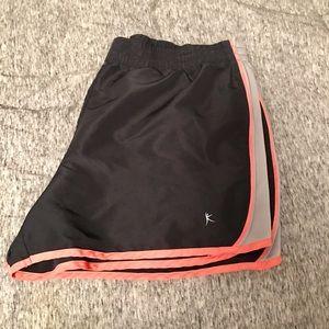 Danskin Now Pants - Danskin Athletic Shorts