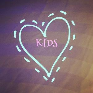 Kids items below
