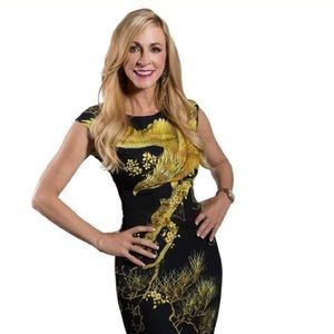 Roberto Cavalli Dresses & Skirts - NWOT Roberto Cavalli Eagle Dress