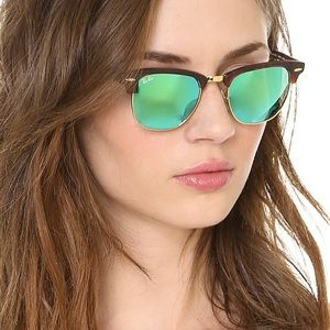 Ray-Ban Accessories - New authentic rayban sand Havana green 3016 SALE