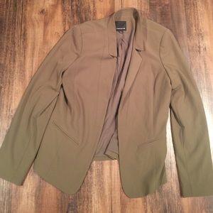 Trouve Jackets & Blazers - Trouve Tuxedo Blazer