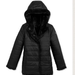 Guess Other - Guess girls reversible puffer coat