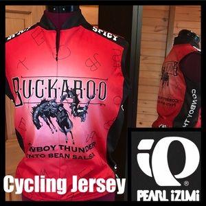 Pearl Izumi Tops - Pearl Izumi.   Woman's cycling jersey. NWOT