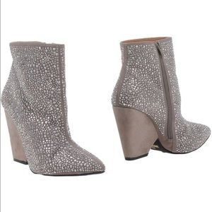 NWT Not Chanel.  Jefferey Campbell boot