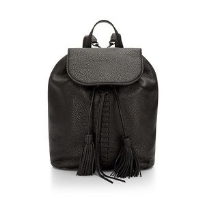 Rebecca Minkoff Handbags - Like New Rebeca Minkoff Leather Moto Backpack