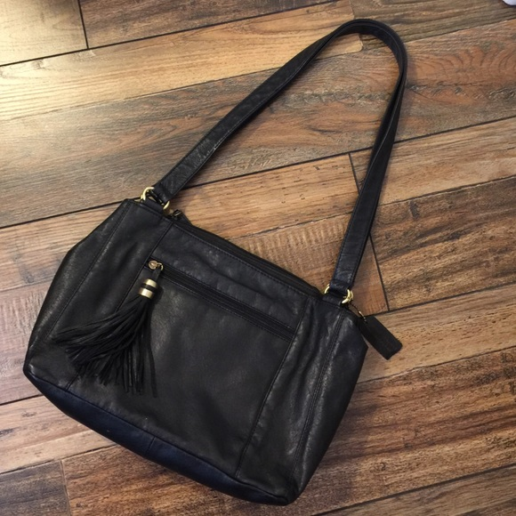 Incroyable Cabin Creek Leather Bag