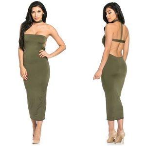 Ashlee Natalia Dresses & Skirts - Nova Choker Dress