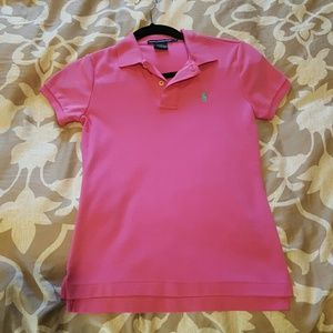 Ralph Lauren Sport.  Slim fit Polo shirt