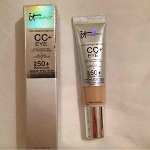 It Cosmetics CC + Eye