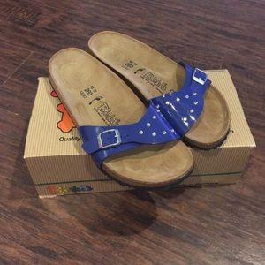 Birkenstock Shoes - New Birkenstock Birkis Sandals