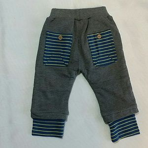Other - NWOT Gray cuff sweatpants