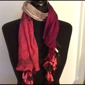 Collection XIIX Accessories - Fringed Scarf