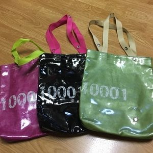Handbags - Tote bag trio