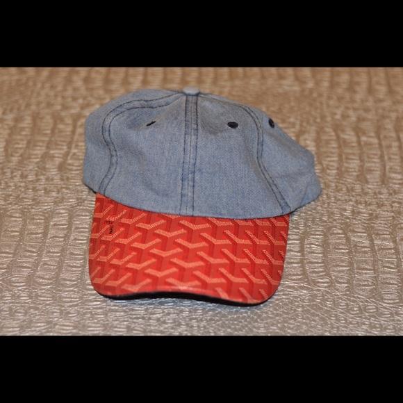 569fb2989b3 Goyard Other - Goyard Hat Reconstruction Red